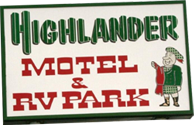 Highlander Motel and RV Park