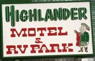 Highlander Motel and RV Park